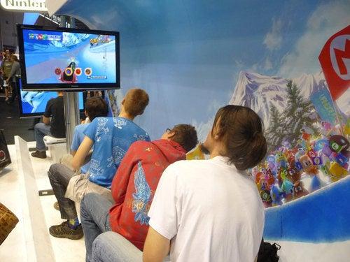 Gamescom's Halls Of PC Hardware, Nintendo And Sad
