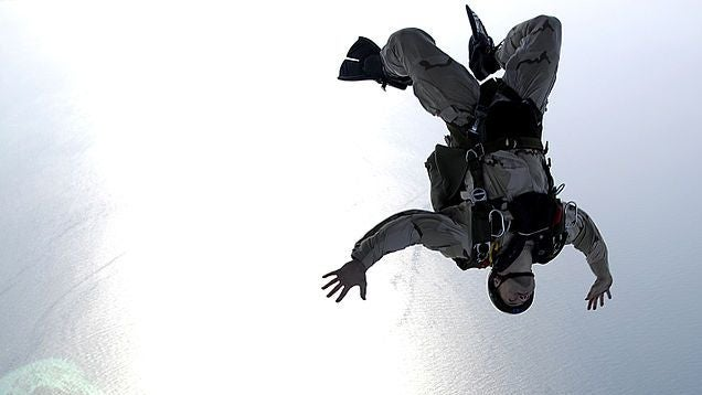 Can a Parachute Save Your Life? Not According to Science.