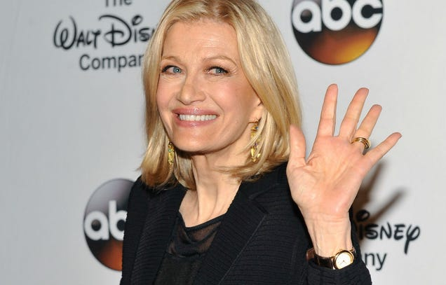 Diane Sawyer Steps Down as Anchor of ABC's World News Tonight