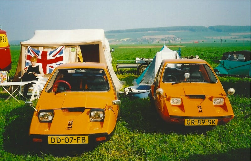 The Epic 2002 Störy Germany Microcar Meet