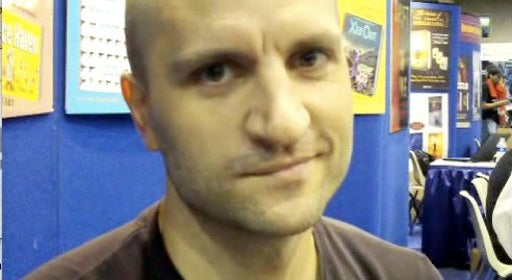 China Miéville explains theology, magic, and why JJ Abrams hates you