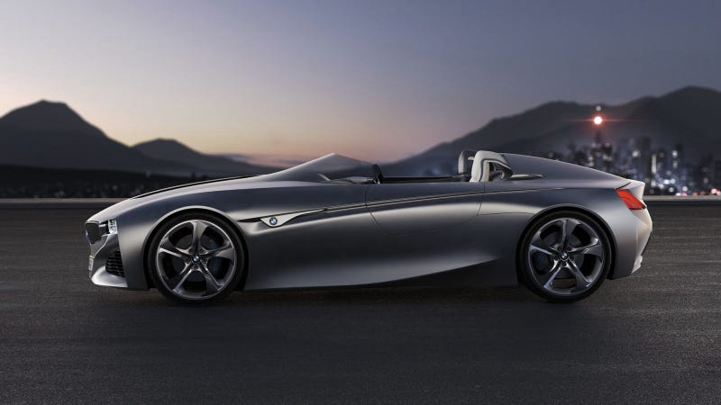 BMW Vision ConnectedDrive Gallery