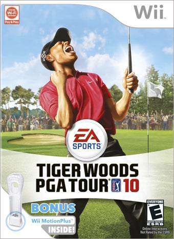 EA Sports Games Bundled With Wii MotionPlus