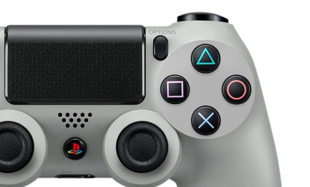 La PS4 20 aniversario llegara a España mediante un sistema de subasta