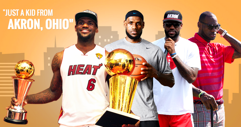 All The Internet Clues That Point To LeBron Going To Cleveland