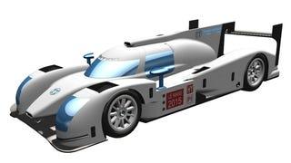 More on the 2015 Le Mans LMP1-H Challenger