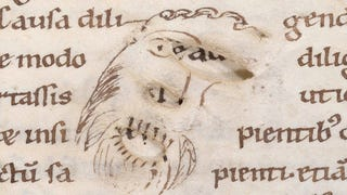 When Medieval Scribes Turned Damaged Paper into Clever Art