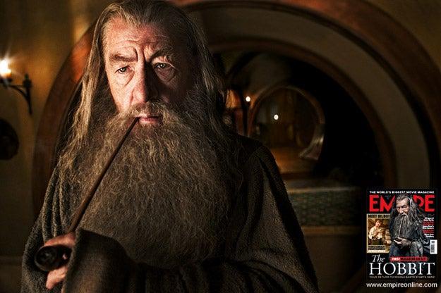 The Hobbit Empire Magazine Pictures