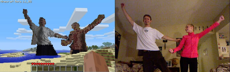 You Can Now Bring The Real World To Minecraft