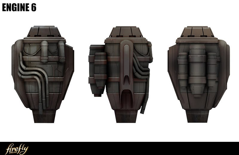 Firefly Online Engine Concepts