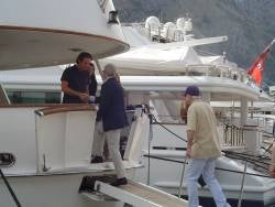 Picture This: John McCain Visits Criminal's Yacht