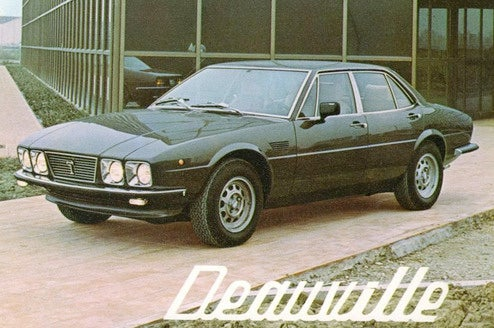 Top Ten Coolest Super Sedans Ever, And None Of Them Are New