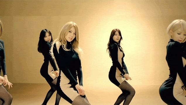 "Kpop Groups Called ""Too Sexy"" for South Korea"