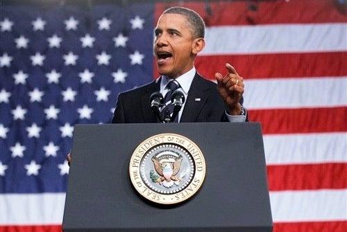 Barack Obama Shows Off His 'Populist' Side