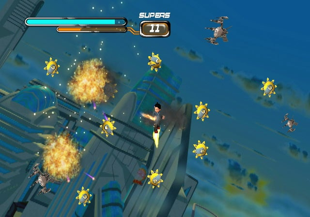 New Astro Boy Game, New Screens, New Impressions