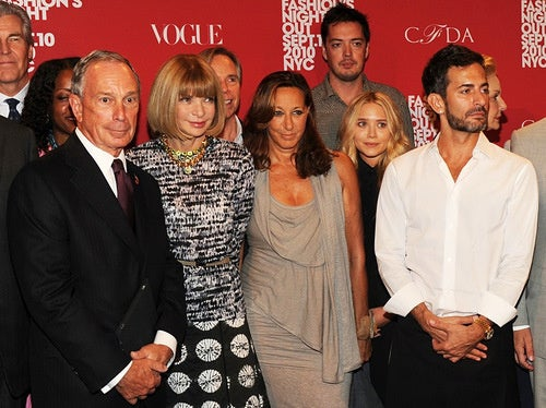 Anna Wintour's Fashion's Night Out Will Take Over New York
