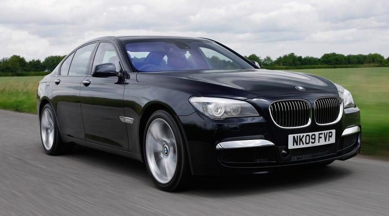 F01 BMW 7-Series M Sport: It's No M7