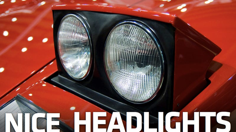 The ten coolest pop-up headlights