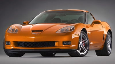 Corvette Z06 for 2007: 0-60 in 3.7 Seconds, But Pricier