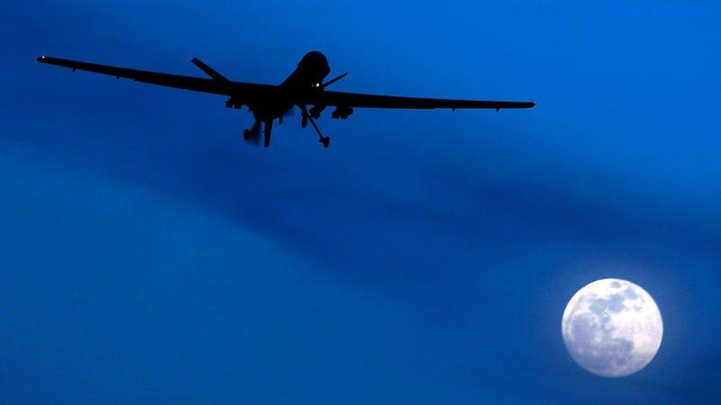 U.S. Drone Strikes in Pakistan Kill 13 Taliban Militants