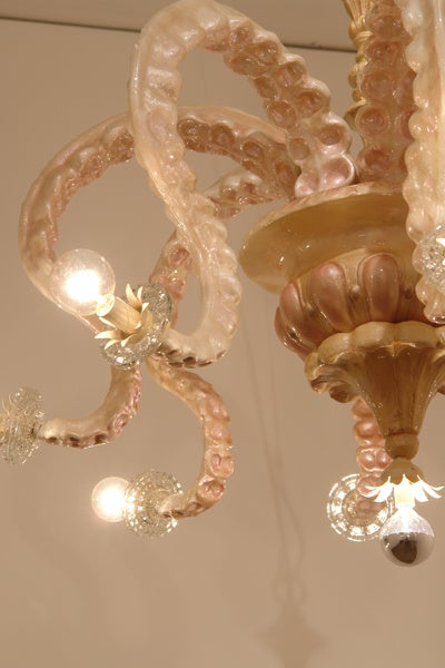 Tentacle Chandeliers (To Class Up the Place)