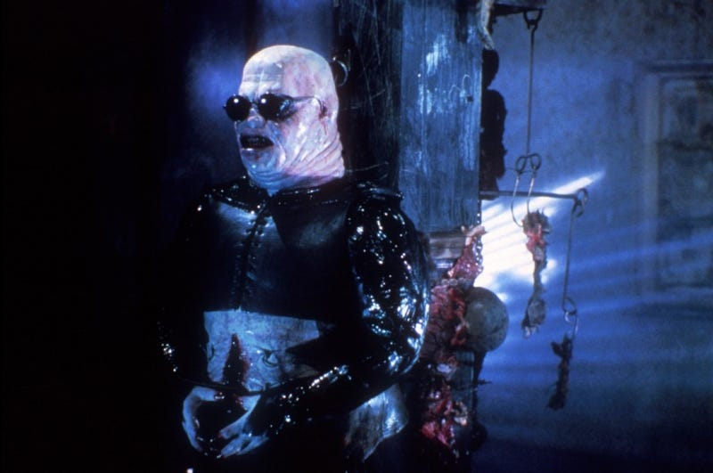 Clive Barker is returning to Hellraiser... again