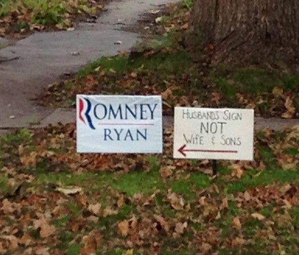 A House Divided By Mittens