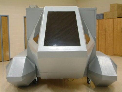 Own Your Own Starfleet Shuttle Simulator