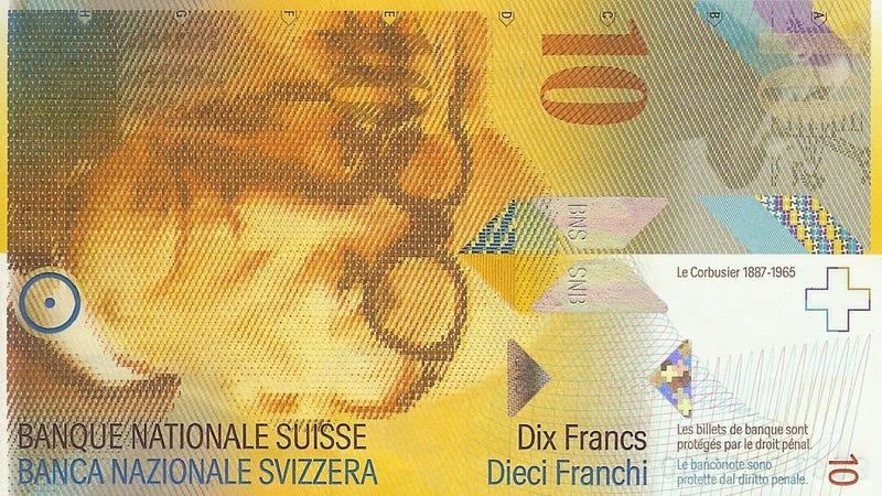 Swiss Money Is Just Trippy