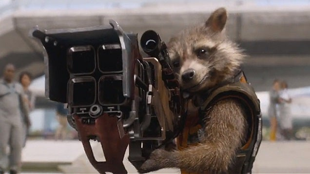 Marvel Screened Guardians of the Galaxy for the Co-Creator of Rocket
