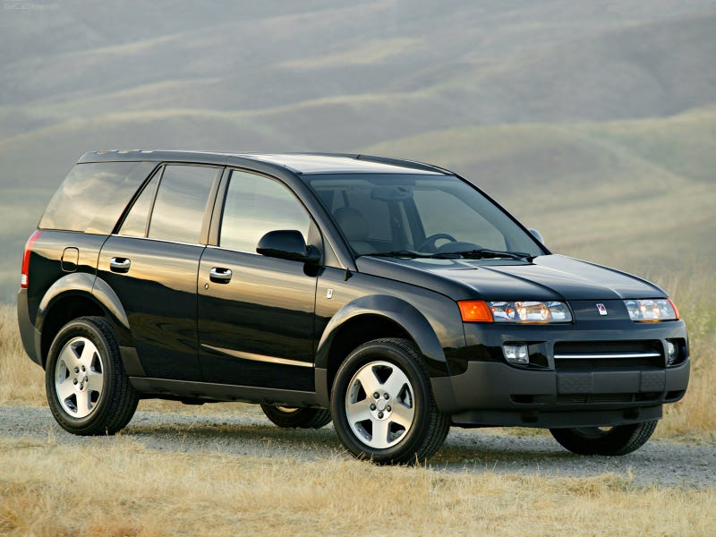 Looking at the first generation Saturn Vue