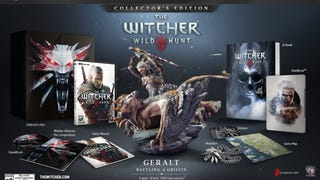 Here's The $150 <em>The Witcher 3: Wild Hunt Collector's Edition</em>