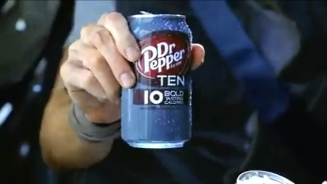 Dumb Ads Predictably Hurt Dr. Pepper's Approval Ratings