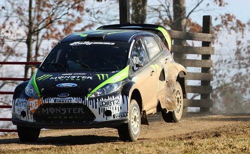 Ken Block 100 Acre Woods Rally: Rally Photos