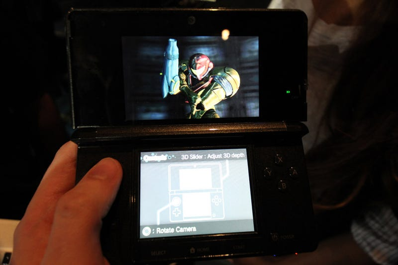 Maybe 3D Isn't Essential for the 3DS After All, Nintendo Hints