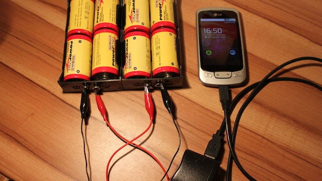 Build Your Own Survival USB Charger that Plugs Into Anything