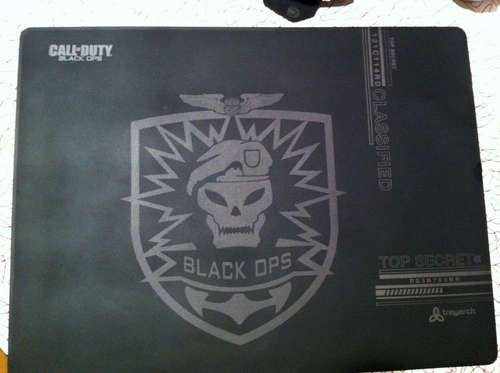 Black Ops Mouse Pad Visual Guide