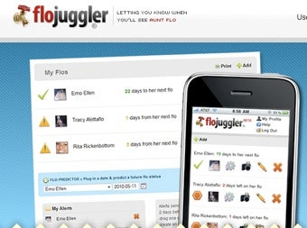 The Flojuggler: So Others Can Know When You're On Your Flow