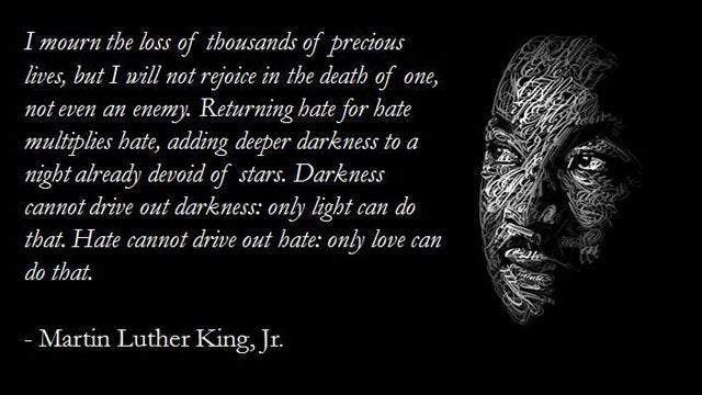 Is That Bin Laden-Appropriate Martin Luther King, Jr. Quote a Fake?
