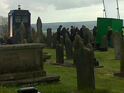 Doctor Who Series 7 Filming in Llanelli Gallery