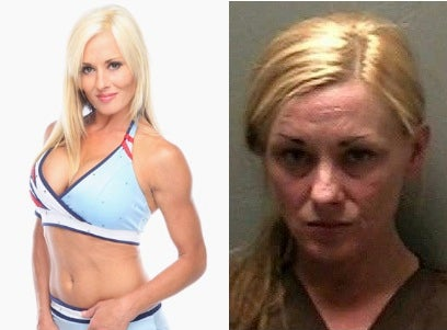 Former Titans Cheerleader Charged With Sexually Assaulting 12-Year-Old Boy