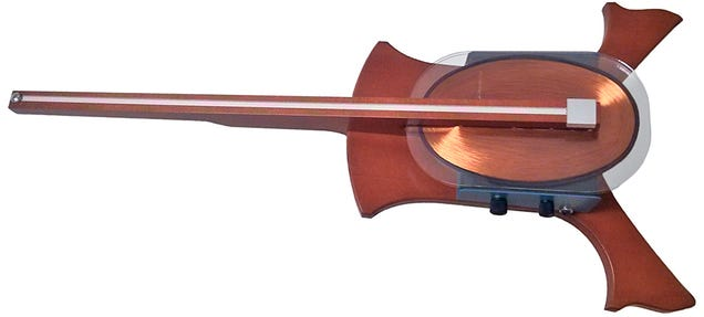 Magnetic Cello Comes With No Strings Attached