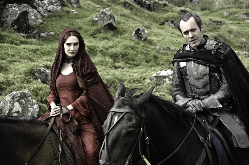 New images from Game of Thrones season 2 show off a whole crop of new characters