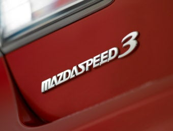 2010 Mazdaspeed3: First Drive