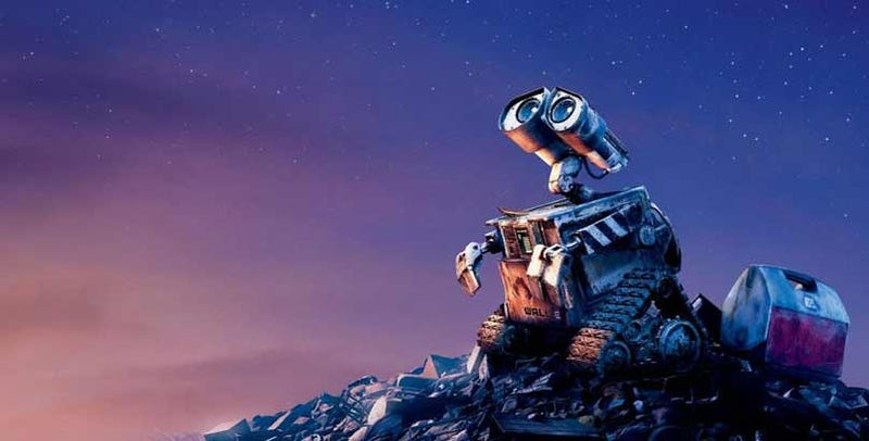 Wall-E Three Disc Special Edition Blu-ray Lightning Review