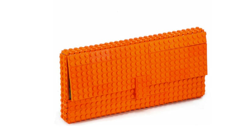 Hit the Town With a Purse Made Entirely Out of Lego