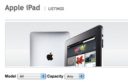 Sell Your iPad Overseas on eBay and Profit