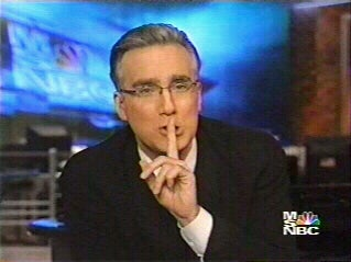 """Olbermann's Response To Viewer's Olbermann-Based NBC Outrage: """"Bullshit"""" (UPDATE)"""