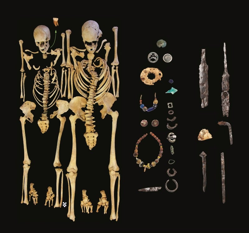 The Same Microbe That Led to Black Death Also Caused a Huge Plague Centuries Before