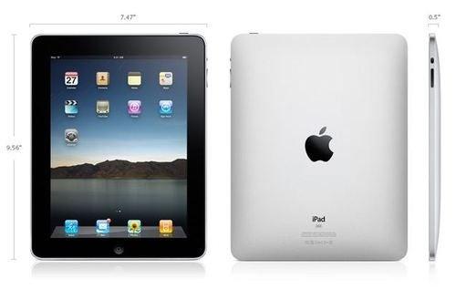 Apple's iPad, aka TouchXL, Detailed